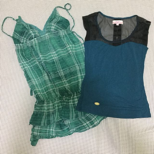 2 for 99 - Extra Small Tops