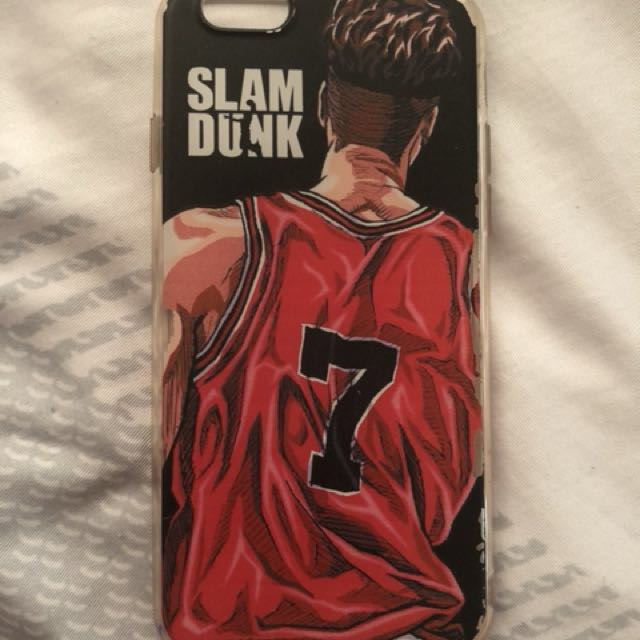 IPhone 6s Slum dunk design case