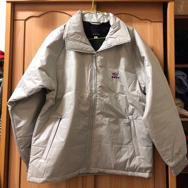 寒流必備單品🤧全新灰色防風/防水外套