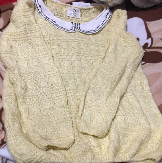 針織毛衣 正韓