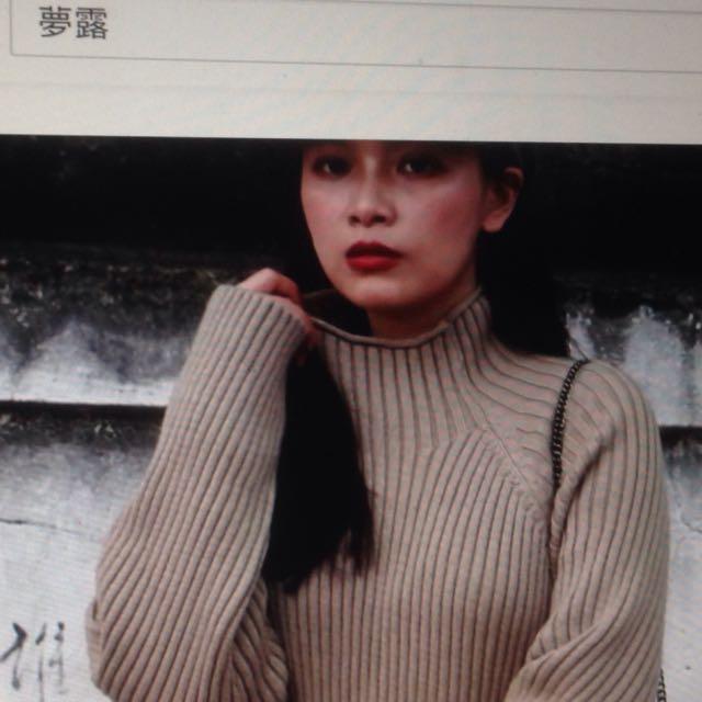夢露 推薦 針織洋裝 長裙 連身裙