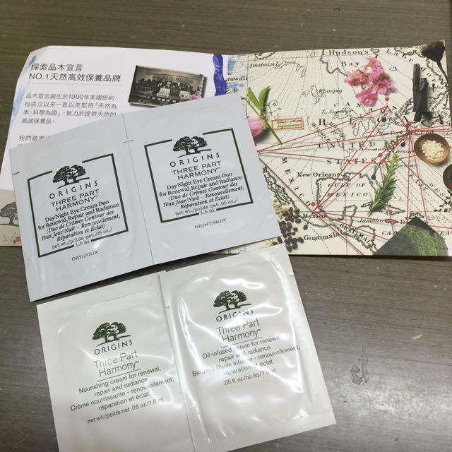一起賣~品木宣言 Origins 試用包 旅行組
