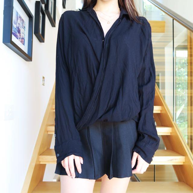 Abercrombie & Fitch Beach Shirt XS