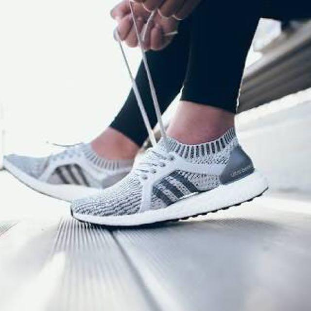 Adidas Ultraboost x Grey