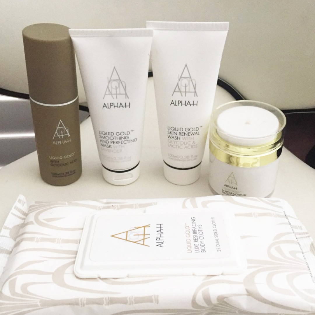 Alpha H Liquid Gold Products