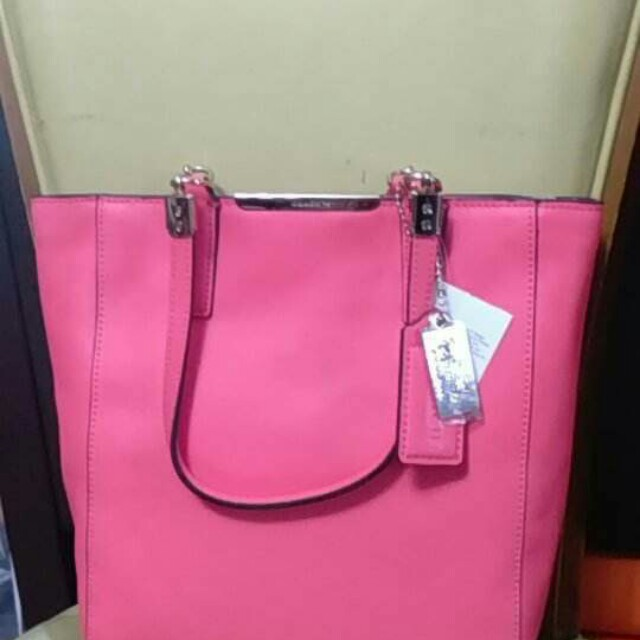 12b9d7d660 ... netherlands authentic and brand new pink coach tote and sling bag womens  fashion bags wallets on