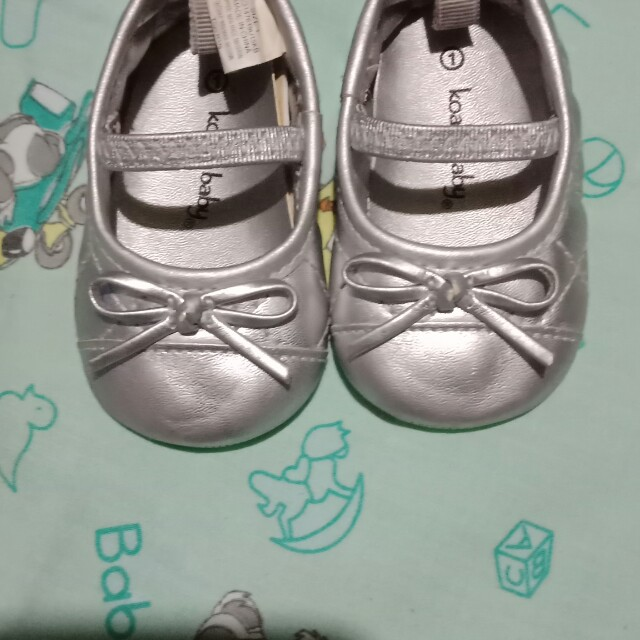 Baby's preloved sandals