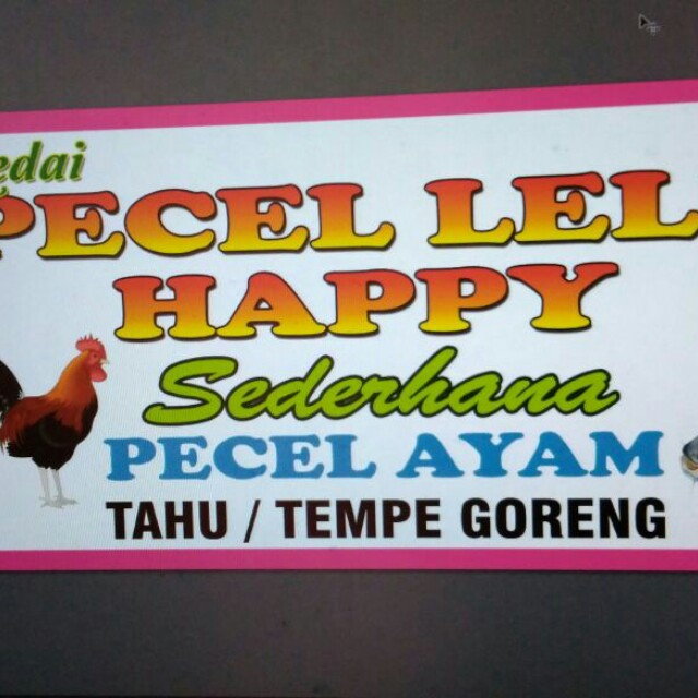20+ New For Banner Pecel Lele