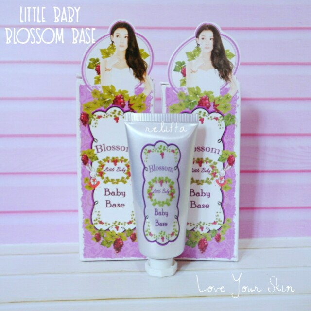 Blossom Baby Base by Little Baby