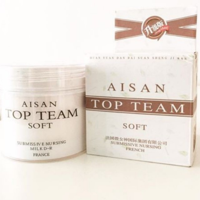 (BNIB) Aisan Top Team pure flower extract hair mask/conditioner