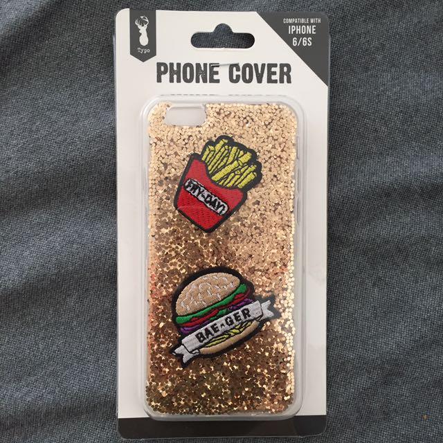 Brand new iPhone 6 glittering cute case/ cover