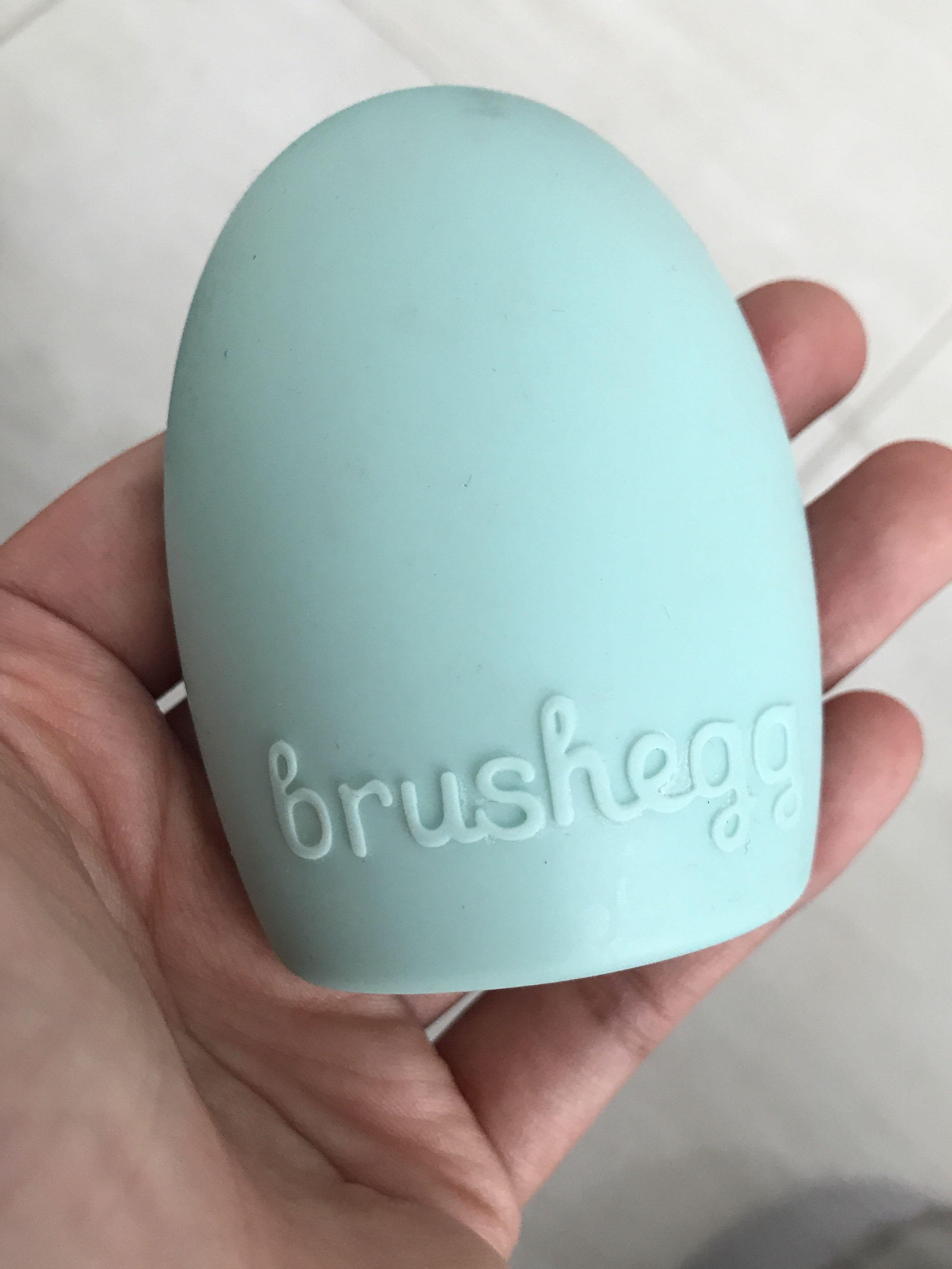 Brush Egg Brush Cleaner