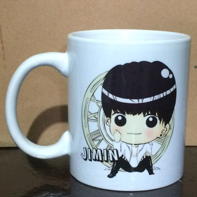 BTS Coffee mug Jimin