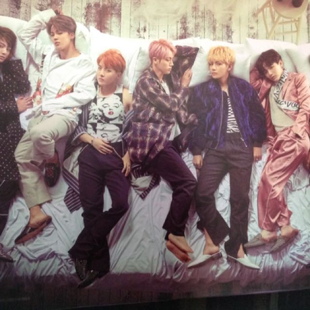 BTS poster 2 for 1