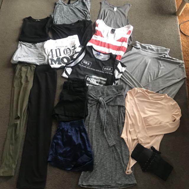 Bulk Clothing