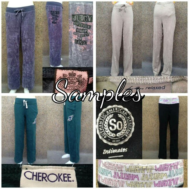 *BUNDLES* Jog Pants Us bundle 45kls
