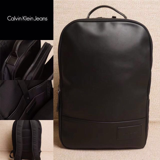 Calvin Klein Jeans Geared Square backpack