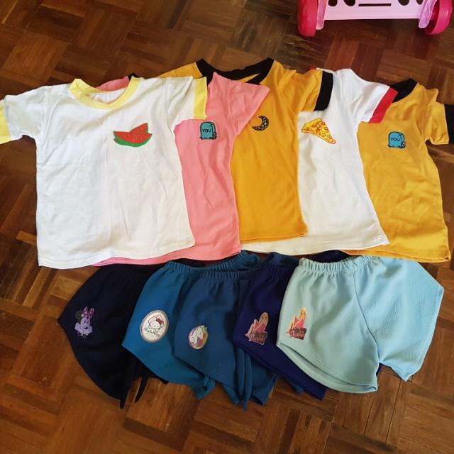 Candy shirt terno