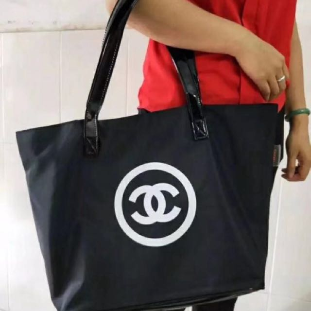 Chanel Tote VIP Bag