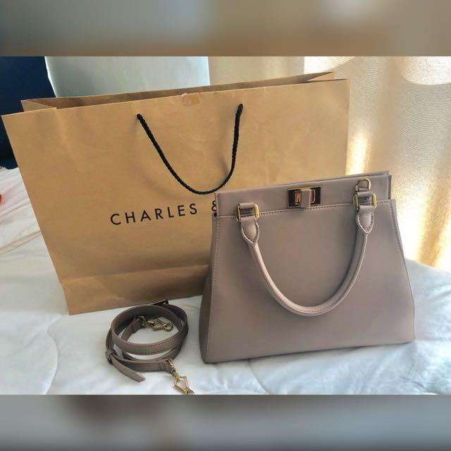 Charles & Keith Handbag