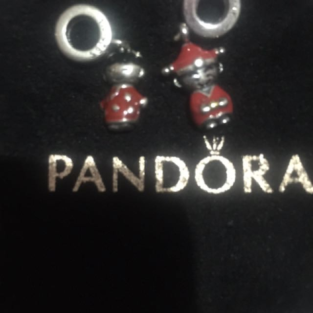 Chinese doll charm
