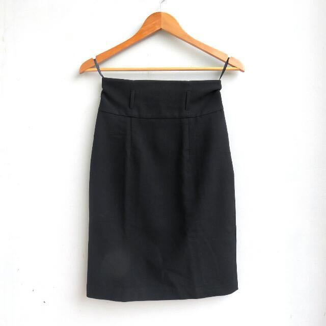 #cintadiskon Accent Formal Skirt