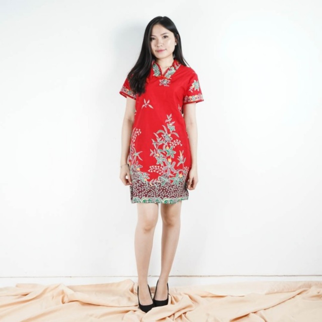 CNY merlin dress