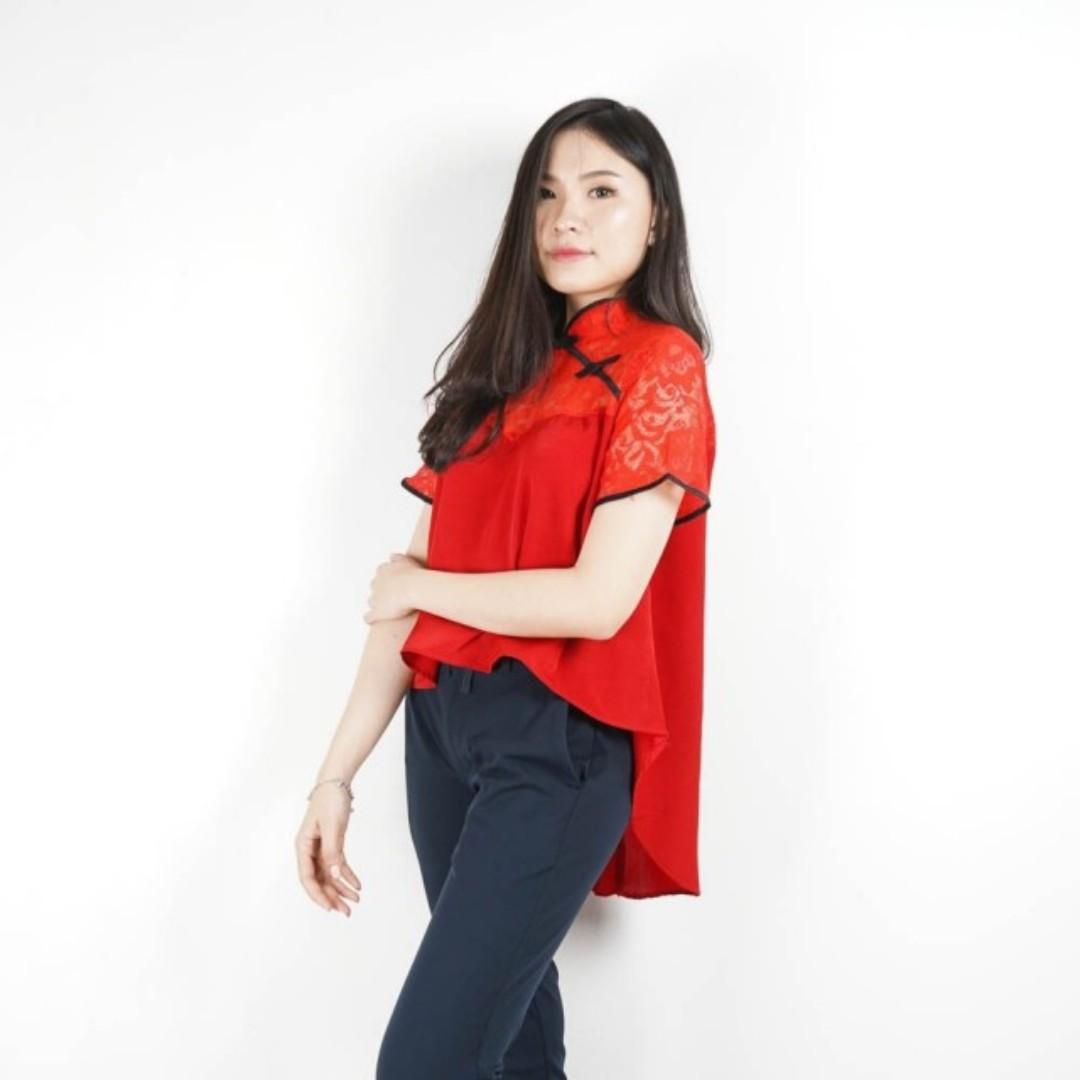 CNY yona blouse