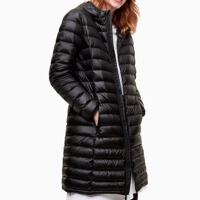 CORPORATELY SOLD OUT Aritzia Bravura down-filled puffer jacket