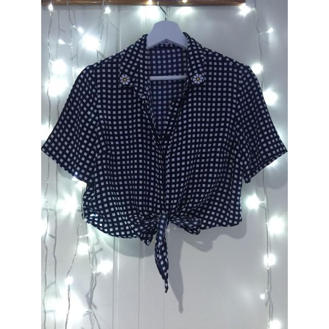 Crop Shirt Colorbox
