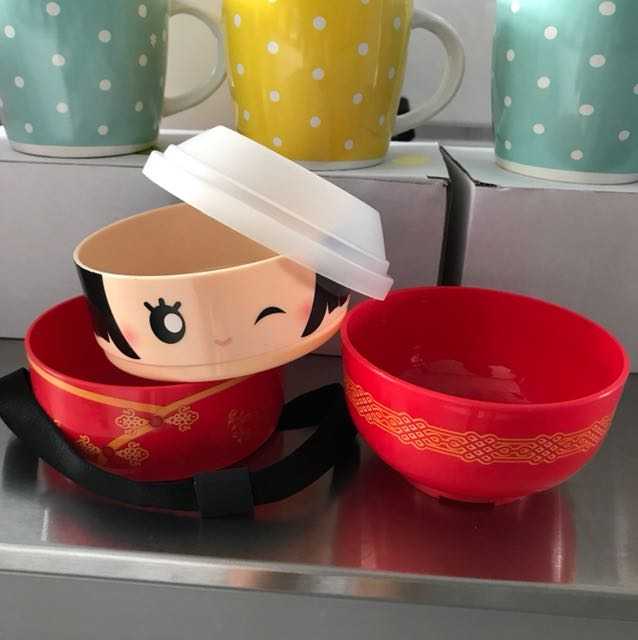 Cute CNY Lunchbox