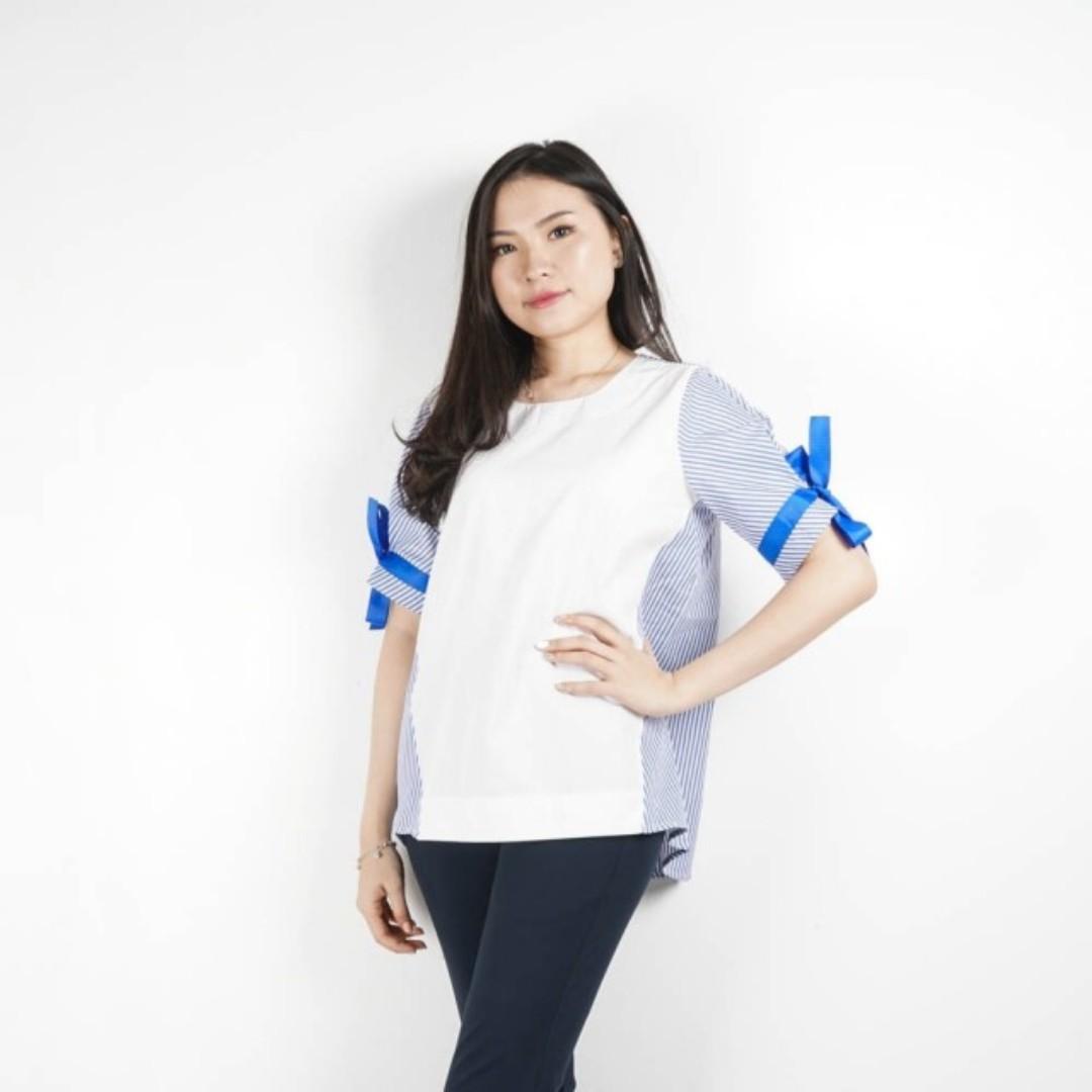 Doka stripe blouse