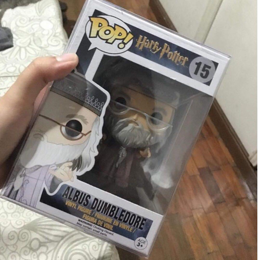 Dumbledore Funko Pop