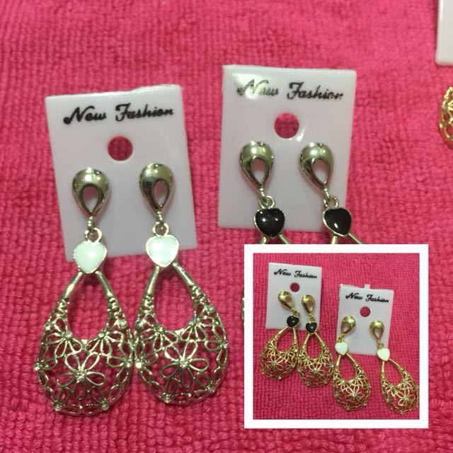 Earrings korea