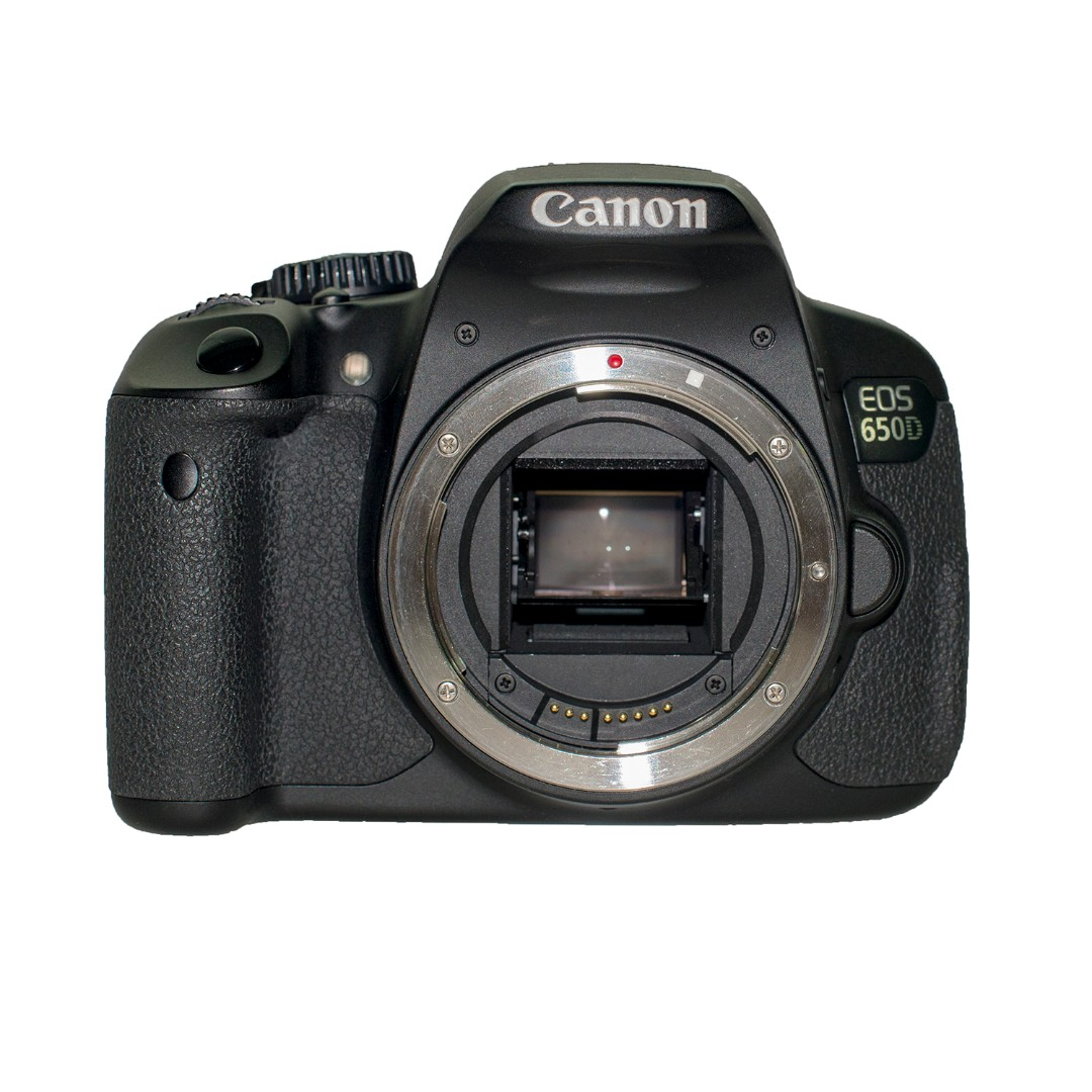 Entry Level DSLR rental