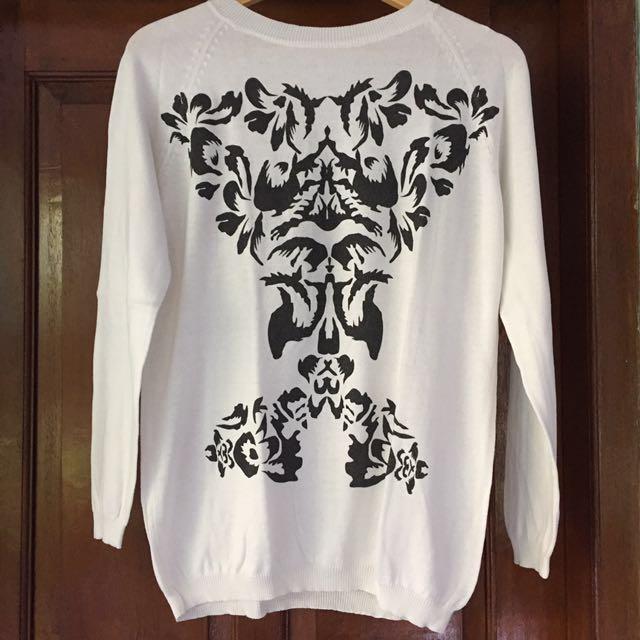 fading sweater