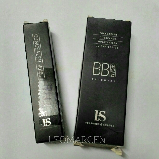 Features And Shades Concealer And BB Cream Foundation