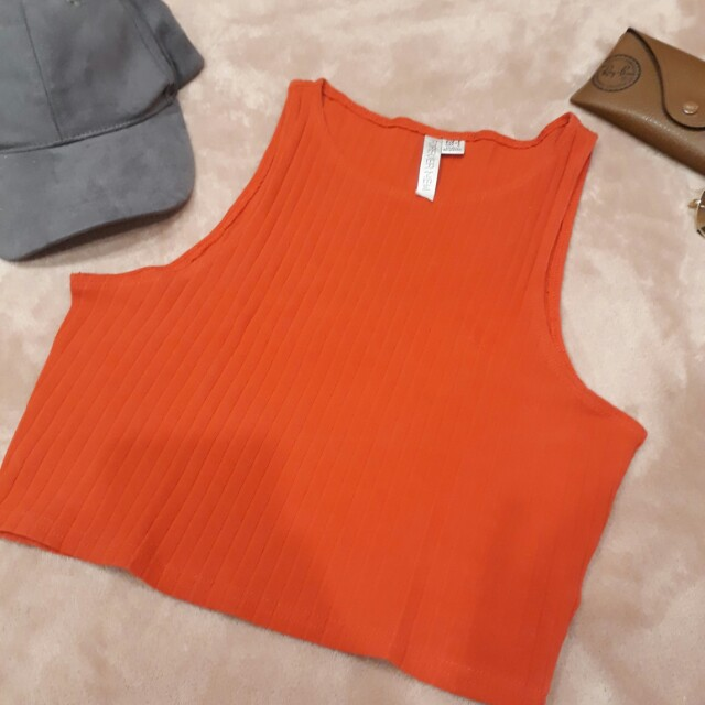 Forevernew crop top size 8