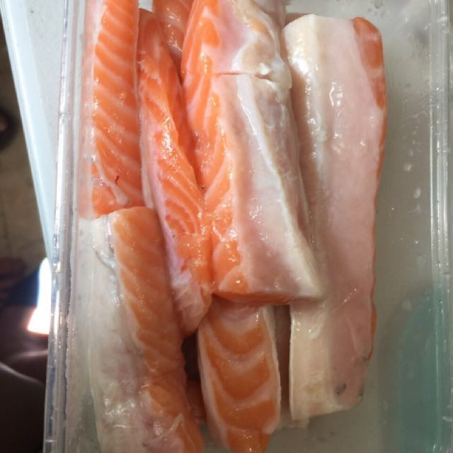 Fresh Salmon Belly
