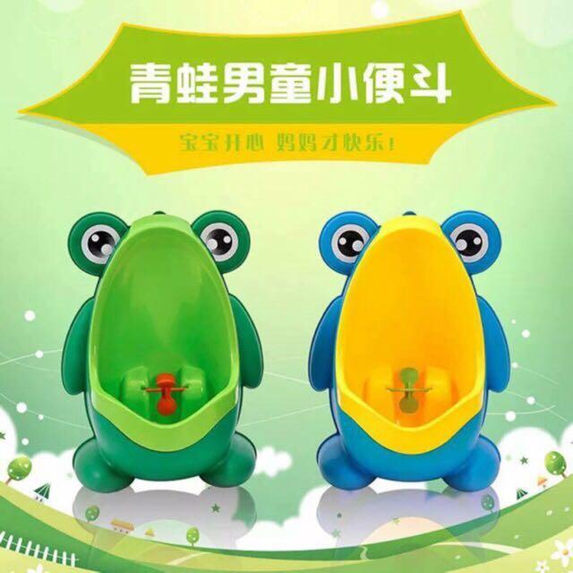 Frog Potty Toilet Children Training kids Urinal for boys