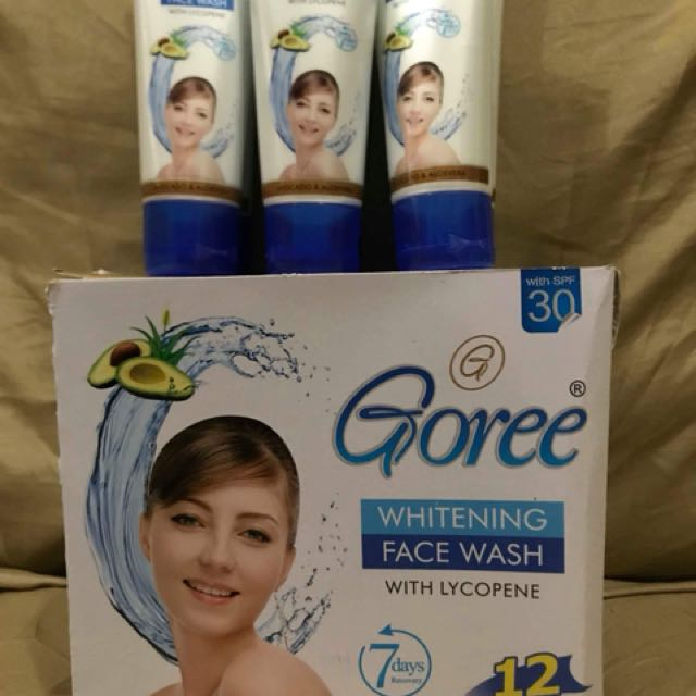 Goree Beauty Products