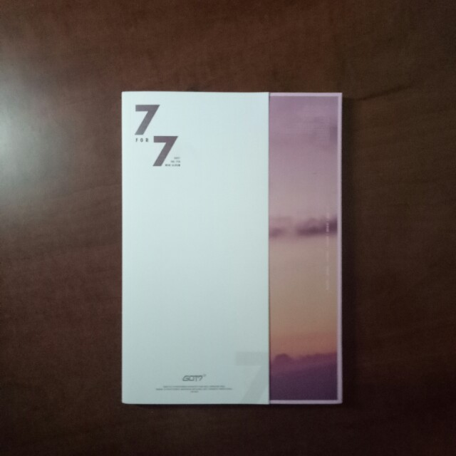 GOT7 7of7 Album