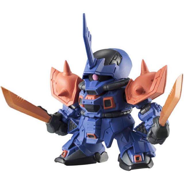 Gundam Gashapon MS-08TX (EXAM)