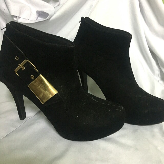 Heels Ankle Boots