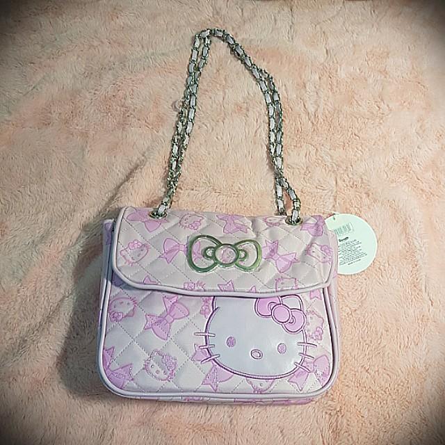 hello kitty 凱蒂貓側背包