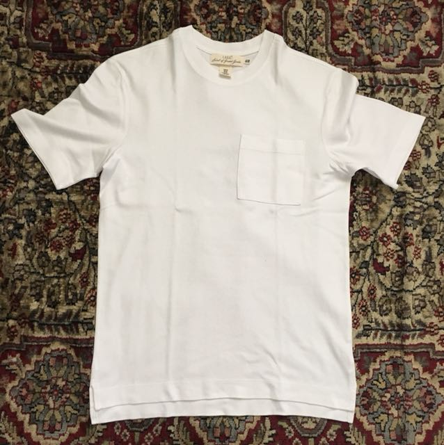 H&M White Shirt Size:XS (used 3 times only) from 300 to 250