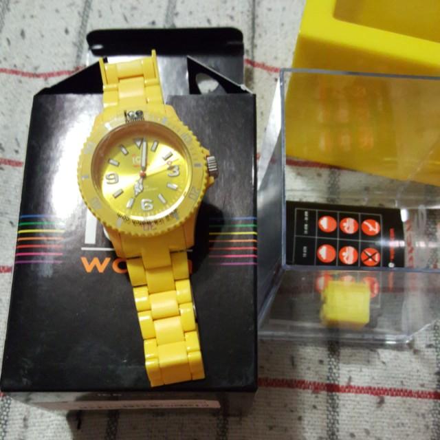 Ice-Watch CS.YW.U.P.10 Womens Classic Wrist Watch