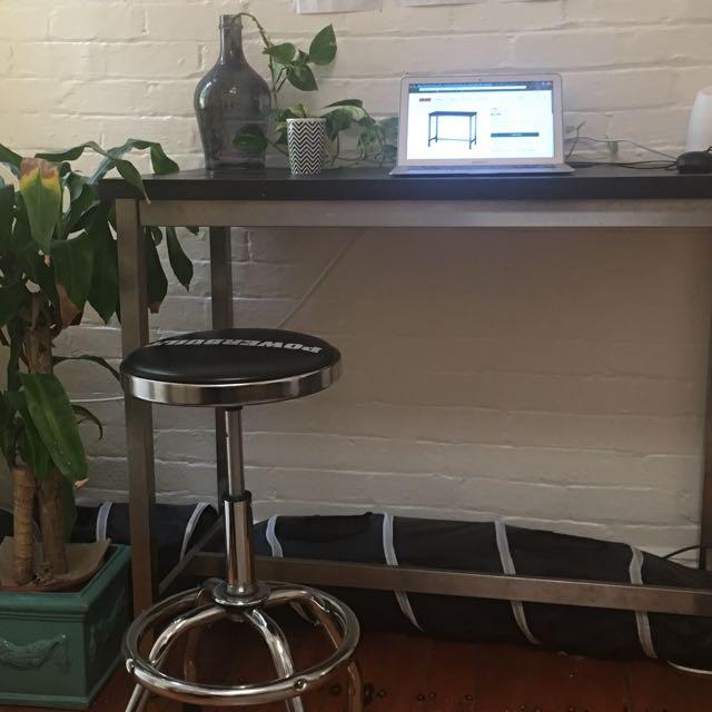IKEA utby bar table