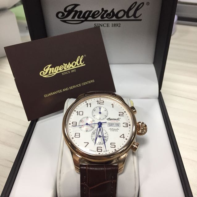 Ingersoll Apache Automatic be0f2a12474