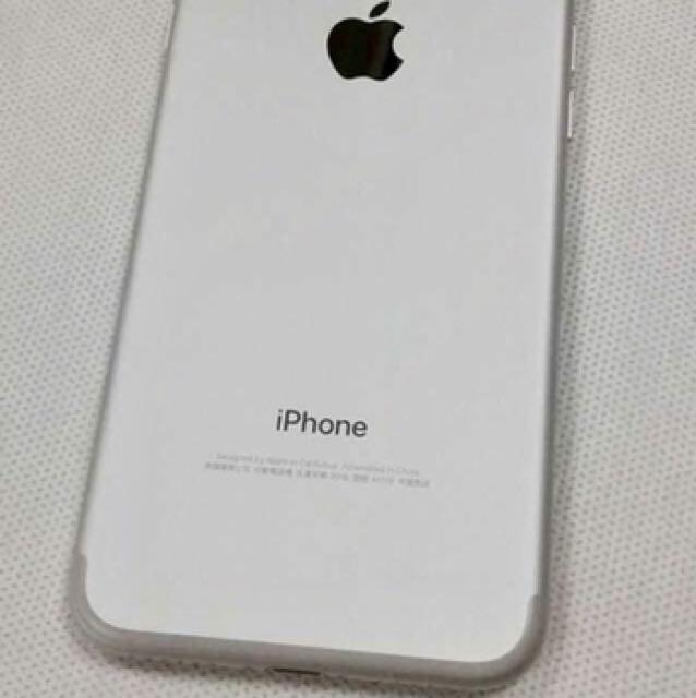 Iphone7 256G 銀色